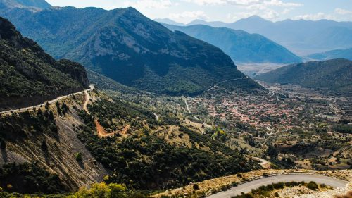 The Peloponnese is Best Destination in Europe 2016