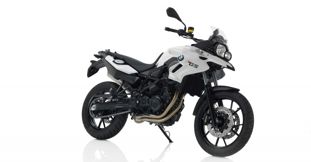 Rent BMW F700GS in Athens