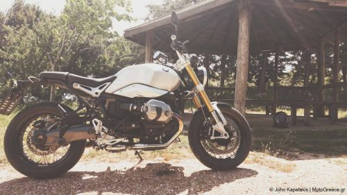 BMW RnineT review – first ride