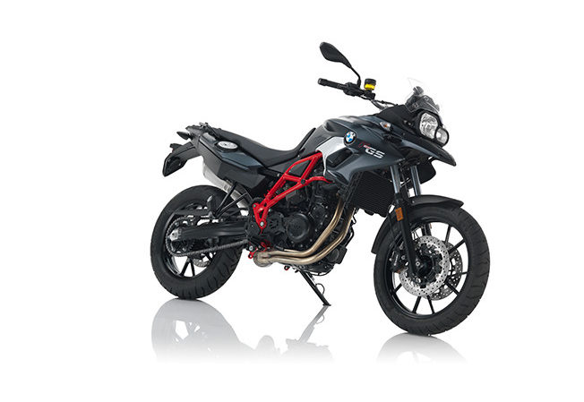 Rent a BMW F700GS in Greece