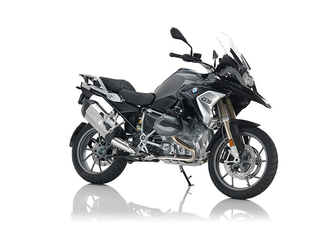 Rent BMW R1200GS in Greece