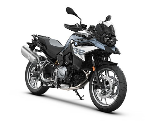 BMW F750GS for rent in Athens