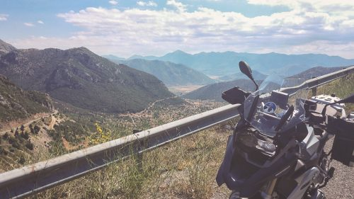 Why your next motorcycle tour in Europe should be in Greece