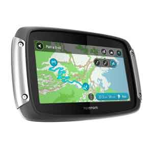 TomTom Rider GPS available for rental
