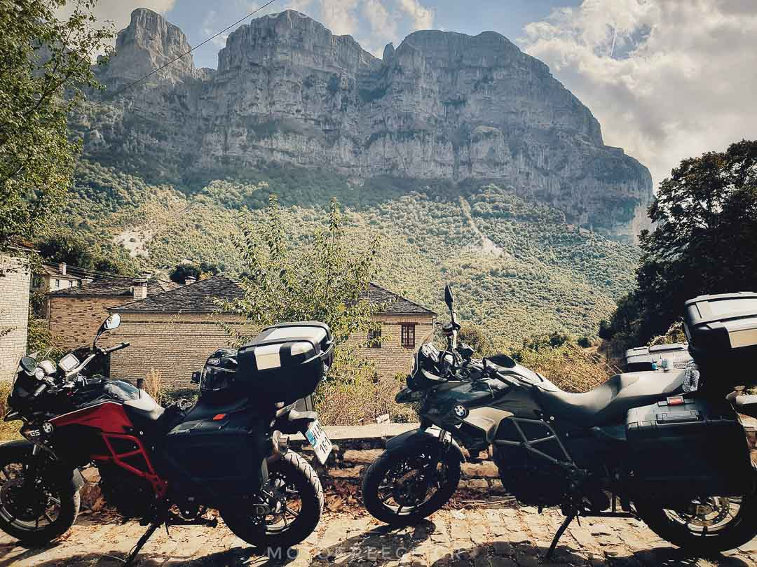 Zagoria Motorcycle Tour