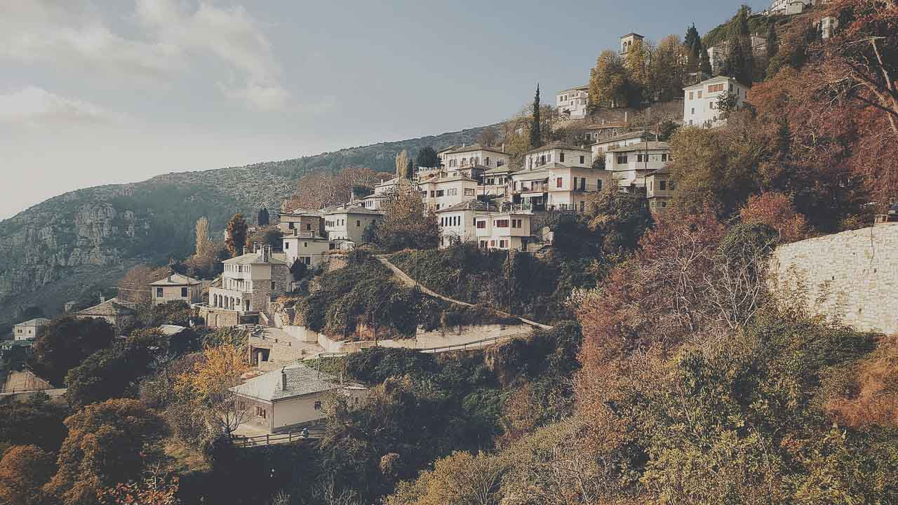 Pelion – 3 days self guided motorcycle tour