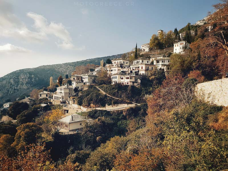 Pelion with MotoGreece