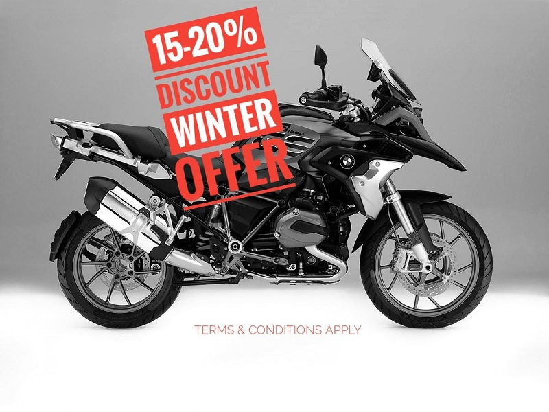 motorcycle rental winter offers