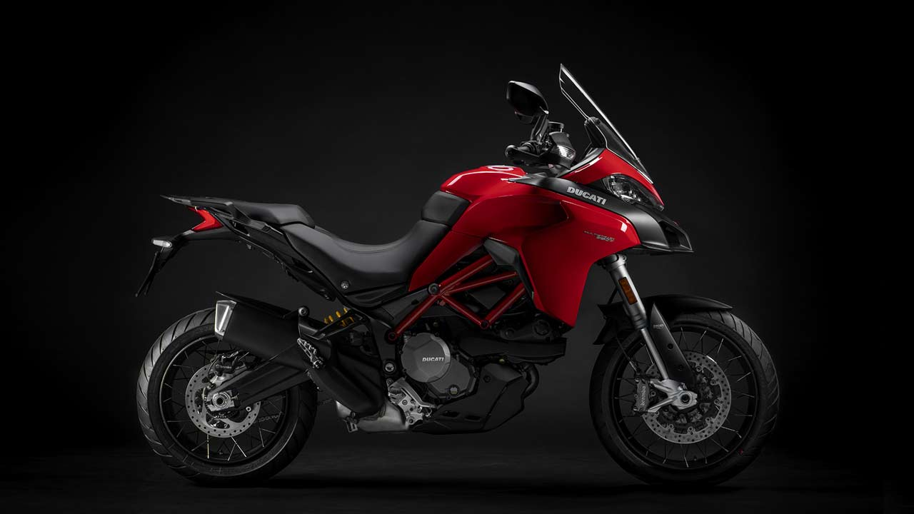 Rent Ducati Multistrada 950S in Athens